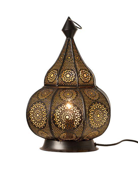 Bordslampa I Metall Lamp Table Lamp Electric Lamp