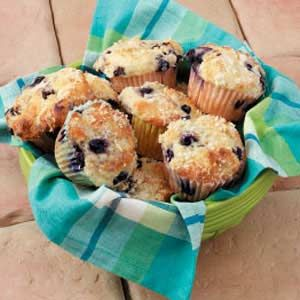 """Things that make you say: """"Mmmmm""""!: Lemon Blueberry Muffins From Deceptively Delicious"""