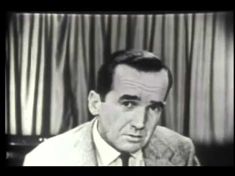 In this time of climate crisis and climate silence, Edgar Murrow is a reminder that at one time journalists spoke out on the greatest issues of the day...