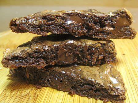 brownie cookies? yes.