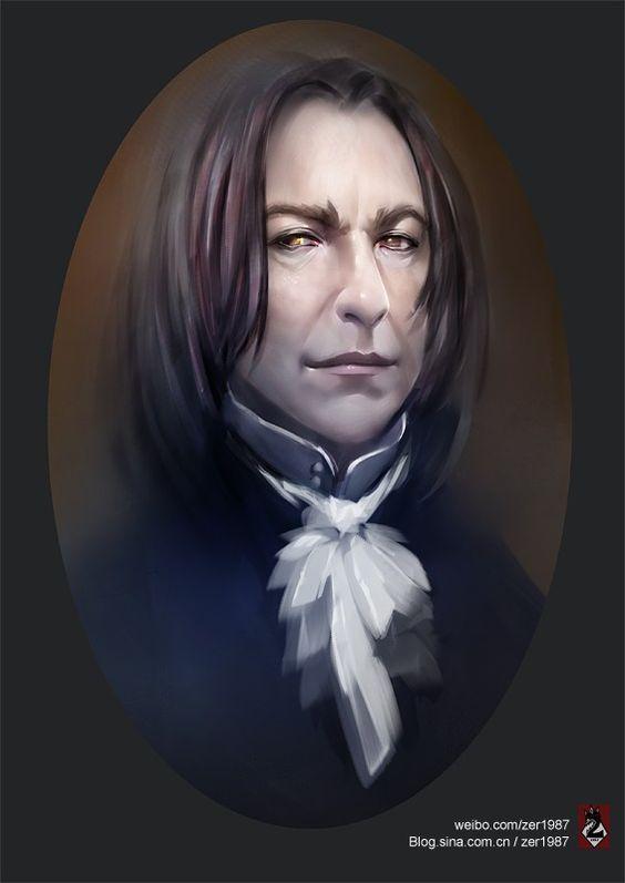 【Snape斯内普】