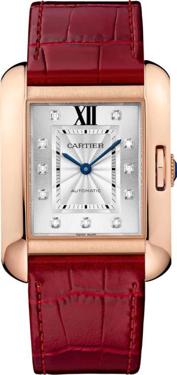 Cartier Tank Anglaise Ref. WJTA0006