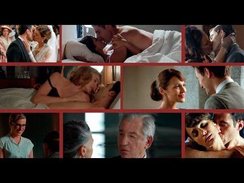 Los mejores momentos de amor en Velvet de Antena 3 - YouTube