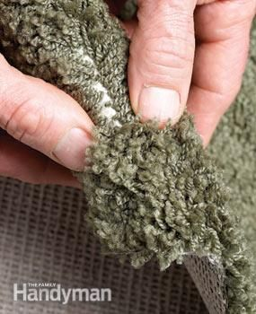 Choosing the right carpet - great info, quality, fiber types, density, construction - even info choosing the right carpet padding