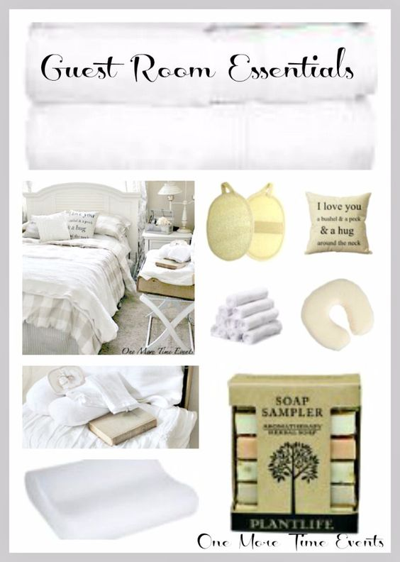 Guest Room Essentials Room Essentials And Guest Rooms On Pinterest