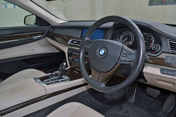 2009 Bmw 730d F01 Steptronic Cars To Have Pinterest Cars Bmw