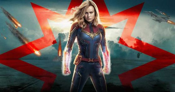 Captain Marvel starring Brie Larson is set to release in a week.