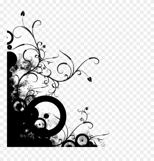 18 Abstract Design Black And White Png Black Abstract Background Background Design Black Background Design