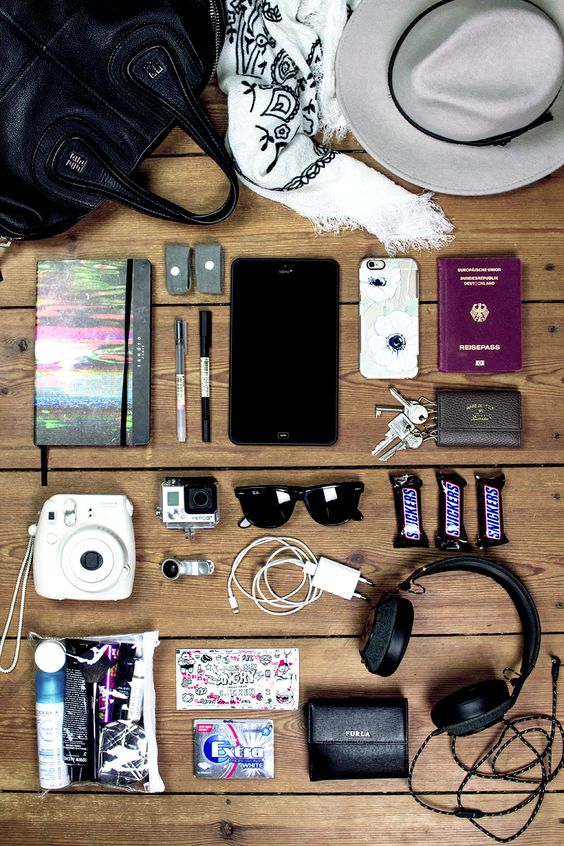 What's in my Carry-On Bag, Givenchy Nightingale