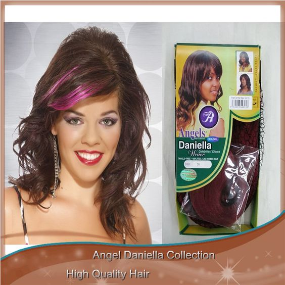 Hot Trend Hairstyle Angel Daniella Hair Weaves Pinterest Hair