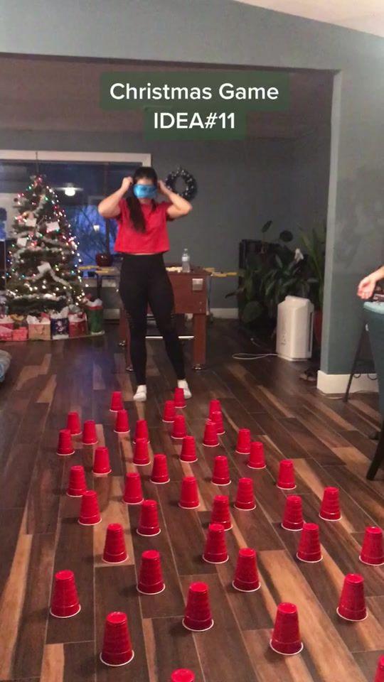 Watch Trending Videos For You Tiktok Christmas Games Holiday Birthday Holiday Parties