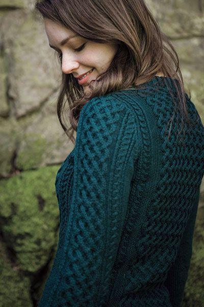 Knit Picky Patterns : Princess Pullover - Knitting Patterns and Crochet Patterns ...