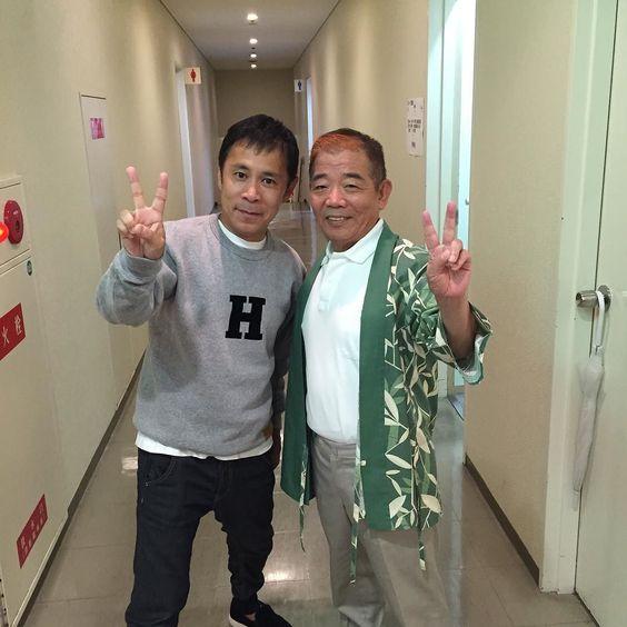 めだか師匠と岡村隆史さん