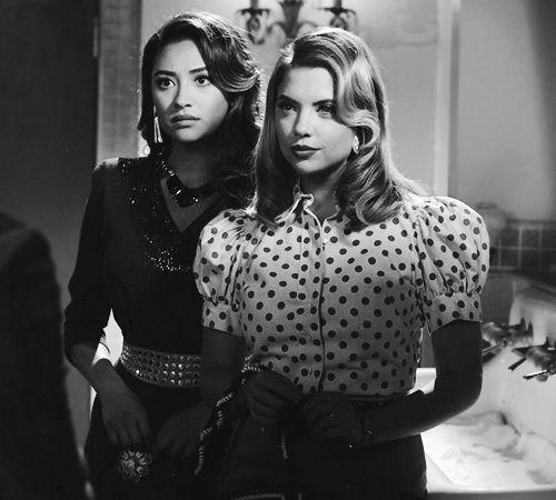Hanna and Emily: