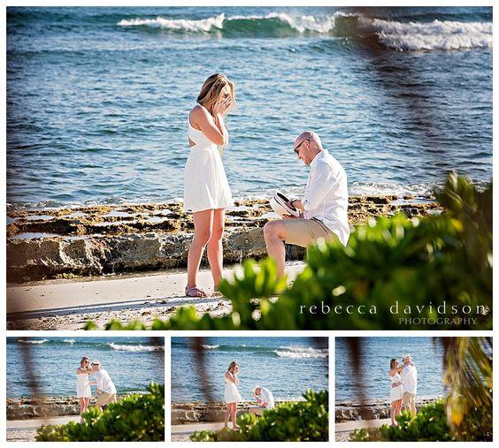 surprise island engagement - destination engagement in Grand Cayman