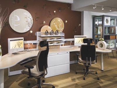 The Evolve workstations