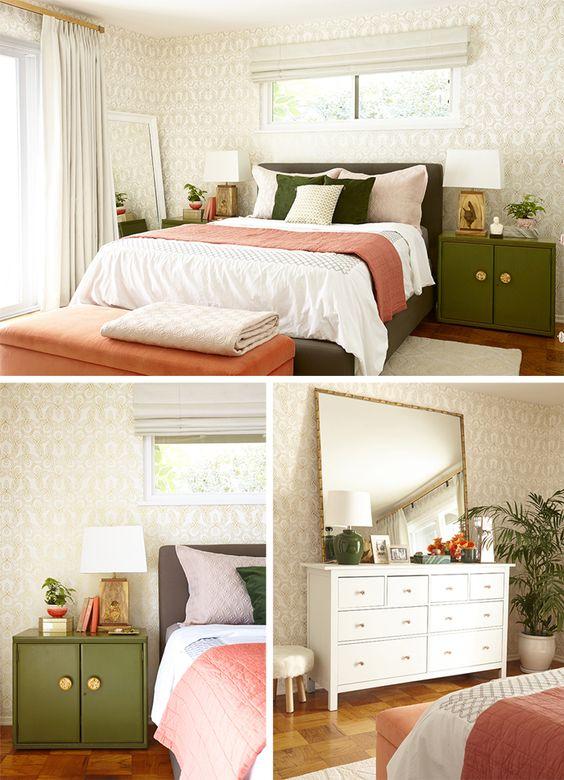 15 bedrooms emily henderson bedrooms pinterest for Pretty teenage rooms