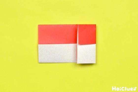 折り紙 簡単な家の折り方 動画付き ひとつ屋根の立体折り紙遊び