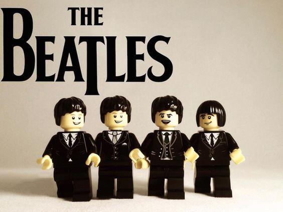 The Beatles, ahora en Lego