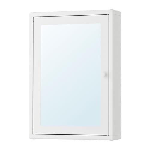 Dynan Mirror Cabinet 50x13x70 Cm Mirror Cabinets Bathroom