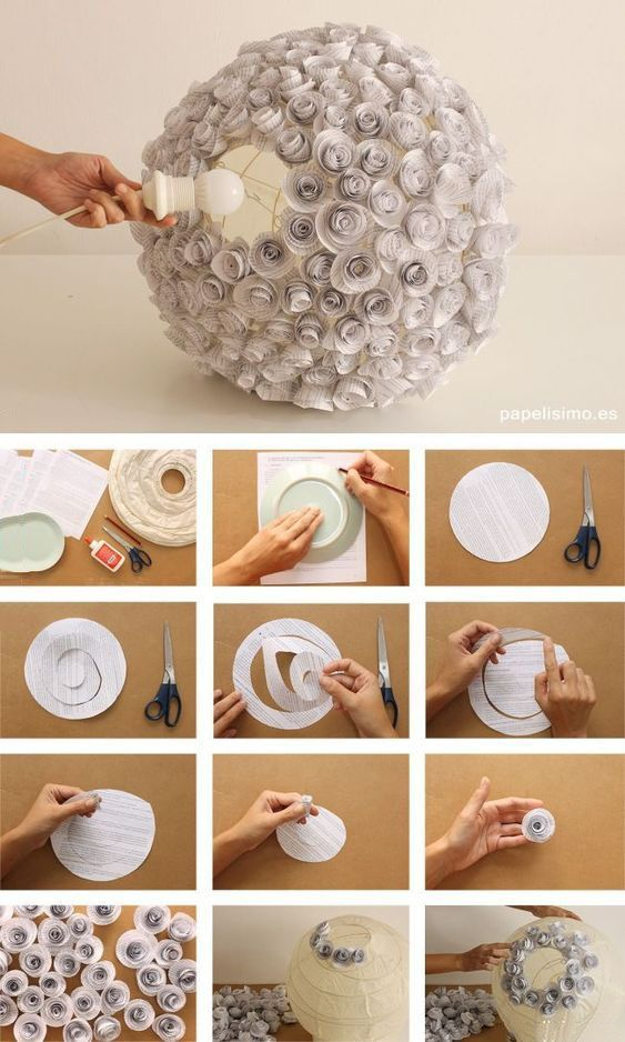 Diy Craft Is The Best Way To Waste Page 30 Of 63 Paper Lanterns Diy Crafts Pinterest Diy