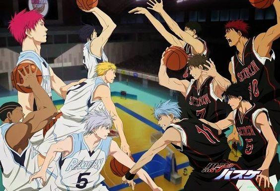 kuroko no basket - Recherche Google