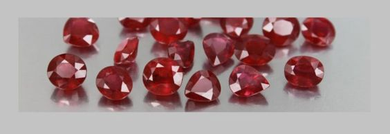 July...People born in July have Ruby as their birthday gemstone. This gemstone is of rich and deep red color so that it is usually associated with fire, power and energy. Wearing rubies guarantees protection from infections and wicked thoughts. This gemstone stands for strength and confidence, good luck and success, as well as vitality.
