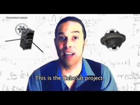 Proyecto CubSat para buscar OVNIS en el Espacio/ Project CubSat to search UFOs in the space