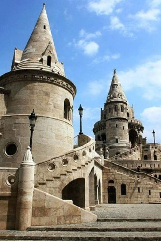 Buda Citadel, Budapest Wonderful Castles In The World