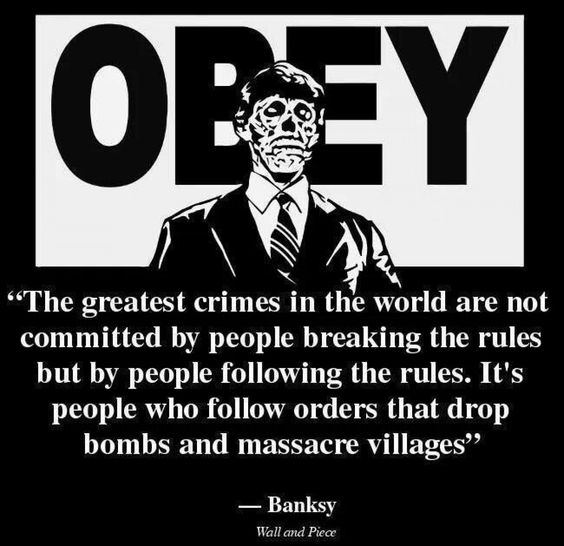 ~ Banksy