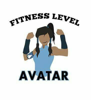 Korra is over the top #strong in many different ways. #TeamKorra #TeamAvatar #LOK