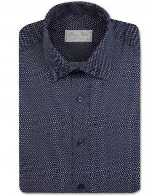 http://www.brucefield.com/30401-large/chemise-homme-cintre-marine-pois-et-fleurs.jpg