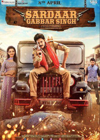 Sardaar Gabbar Singh Dubbed In Hindi AsSardaar Gabbar Singh