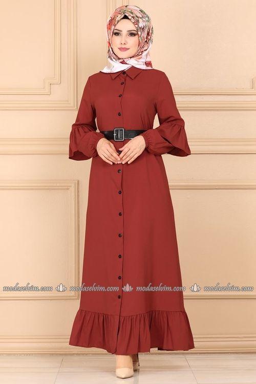 Tesettur Tek Fiyat 39 90 Indirimi Tek Fiyat 39 90 Tl Indirim Peplum Elbise Elbise Elbiseler
