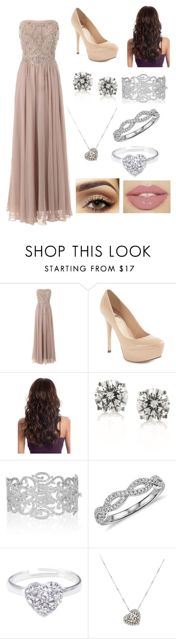 """""""Untitled #20"""" by ambercoffman ❤ liked on Polyvore featuring Barbara Schwarzer, GUESS by Marciano, Kenneth Jay Lane, Blue Nile, Joma, Tom Ford and Rina Limor"""