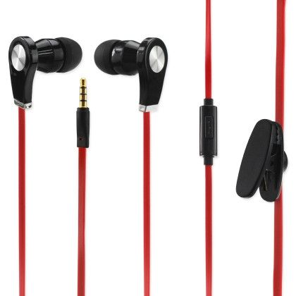 Shake Proof In Ear Headphones With Mic