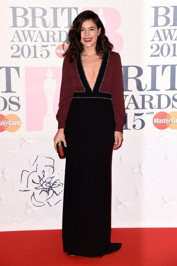 Pin for Later: Les Brit Awards Ont Été Plus Glamour Que Jamais Jessie Ware