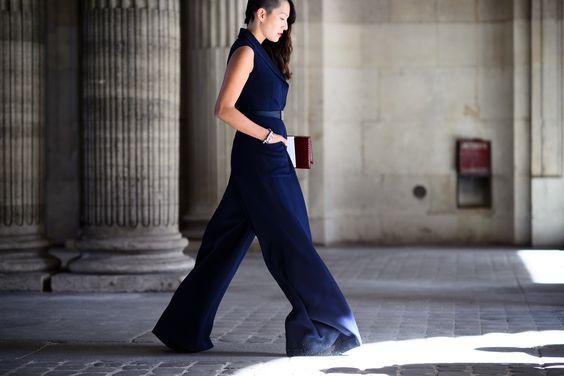 Tina Leung :: Paris Fashion Week Spring 2015 Day 4