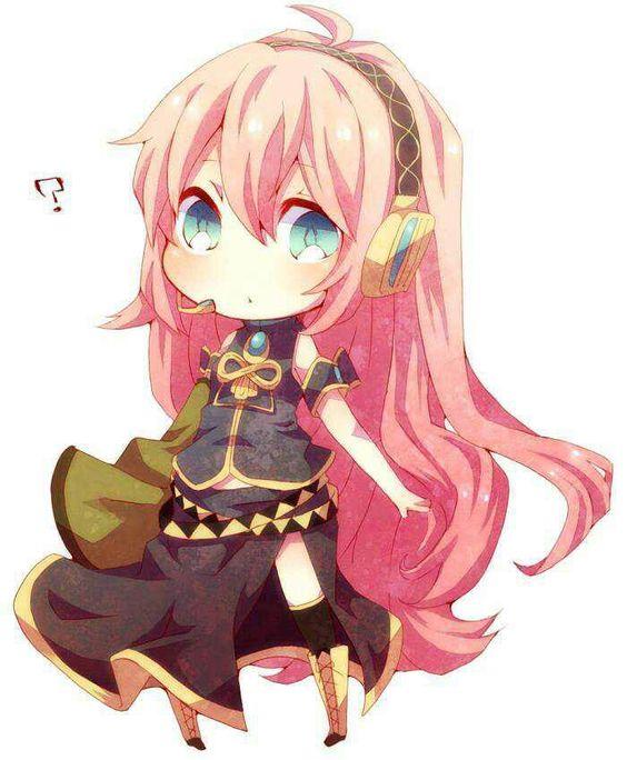 Vocaloid - Megurine Luka | Vocaloid & Utau | Pinterest ...