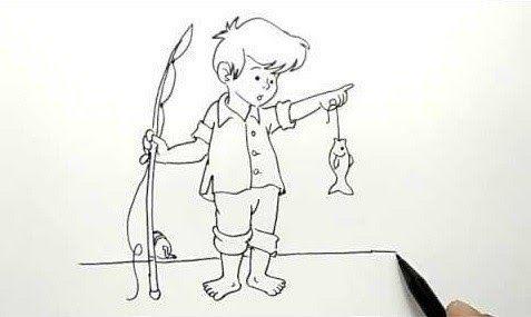20 Gambar Kartun Anak Memancing Cara Menggambar Anak Kecil Mancing Ikan Download 20 Kartun 90 An Ini Dijamin Selalu Bikin Kamu R Gambar Kartun Kartun Gambar