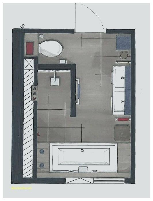 Grundriss Badezimmer 12qm Die Besten 25 Bad Grundriss Ideen
