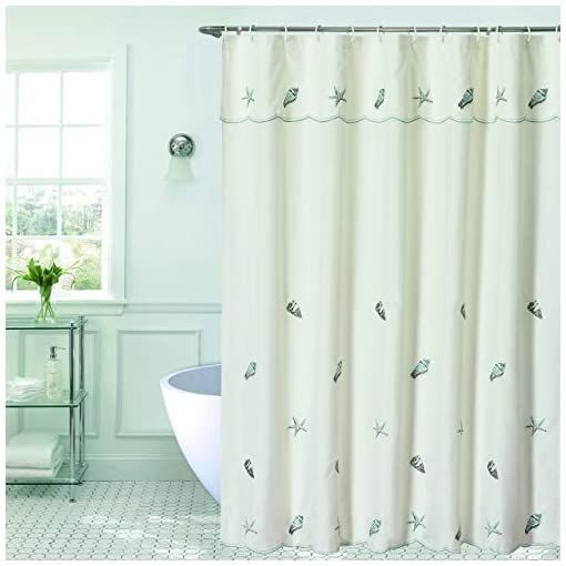 Pin On Beach Shower Curtains