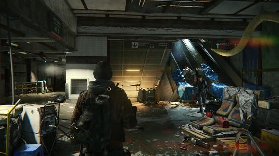 The Division - Screenshots | MYDIVISION.NET