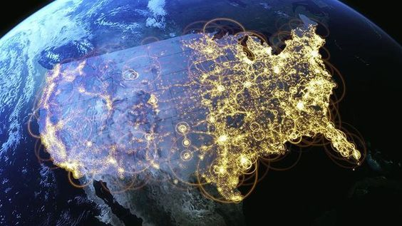 How 422 South Creates Those Stunning Data Visualizations On PBS's America Revealed | The Creators Project