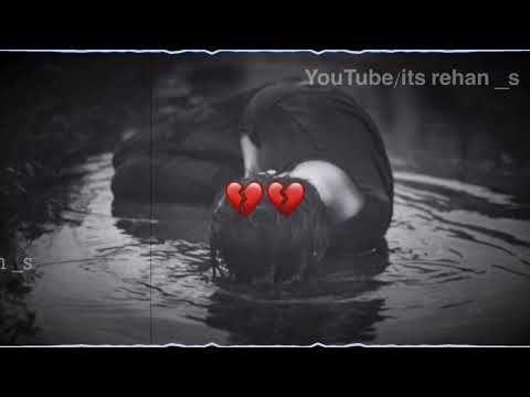 Mana Ke Tum Sath Nahi Ho Whatsapp Status Broken New Lyrics Status Video Its Rehan S Youtube New Lyrics Lyrics Love Status