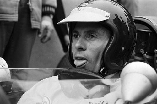 Jim Clark, 1965 French GP.