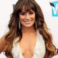 Californianas marcadas ou sutis? Inspire-se nos cabelos de Lea Michele