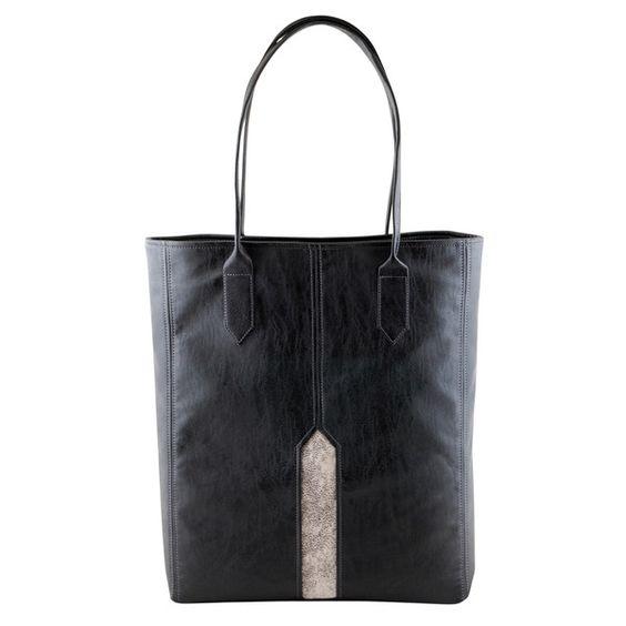 Pillar - eine sehr große Tasche - Shopper. Hergestellt aus weichem Kunstleder…