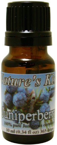 Juniperberry Essential Oil 100% Pure 10 Ml 0.34 Fl. Oz. 365 Drops Therapeutic Grade By Nature's Kiss by Nature's Kiss. Save 55 Off!. $8.23. Color: Clear with a hint of yellow / Consistency: Thin ***For the highest quality essential oils, always search for Nature's Kiss Essential Oils. We have the following essential oils available: Allspice, Amyris, Anise Seed, Anise Star, Basil Sweet, Bay Laurel, Bay Rum, Bergamot, Birch, Black Pepper, Blue Tansy, Cajeput, Cardamom, Carrot Seed,...