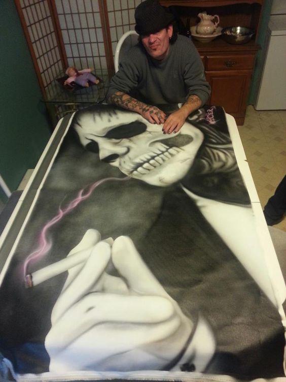 Artist Paul Archer